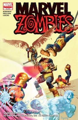 Marvel Zombies (Comic-book) #4