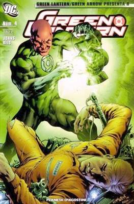 Green Lantern (2007-2008) (Grapa, 48-72 páginas) #4
