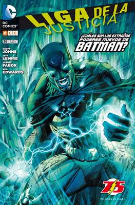 Liga de la Justicia. Nuevo Universo DC / Renacimiento (Grapa) #39