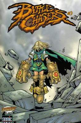 Battle Chasers (Agrafé) #0
