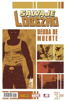 Lobezno Vol. 5 / Salvaje Lobezno / Lobeznos / El viejo Logan Vol. 2 (2011-) (Grapa) #47