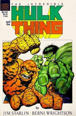 Marvel Graphic Novel (Softcover) #29