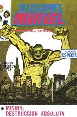 Selecciones Marvel (1970-1972) (Rústica 132 pp) #11
