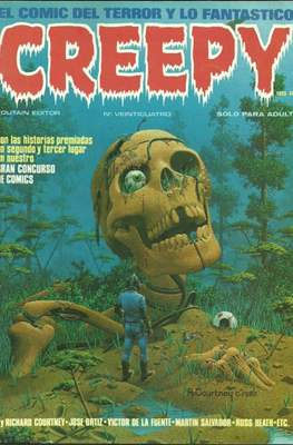 Creepy (Grapa, 1979) #24