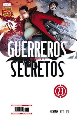 Guerreros secretos (2009-2012) (Grapa) #23