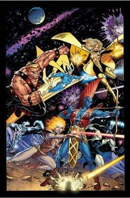 Guardians of the Galaxy Classic by Jim Valentino Omnibus