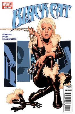 The Black Cat (Comic Book) #2