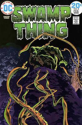 Swamp Thing (1972 1st Series) (Comic Book. 1972 - 1976) #8