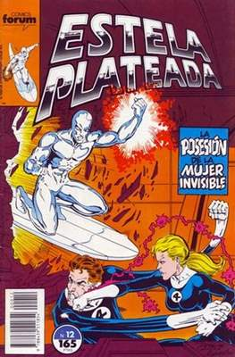 Estela Plateada Vol. 1 / Marvel Two-In-One: Estela Plateada & Quasar (1989-1991) (Grapa 32-64 pp) #12