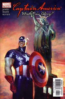Captain America: What Price Glory (Comic Book) #4