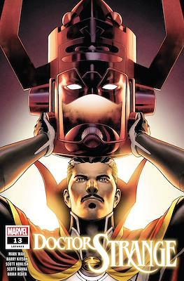 Doctor Strange (Vol. 5 2018-) (Comic book) #13