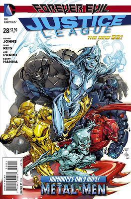 Justice League Vol. 2 (2011-2016) (Comic-Book) #28