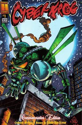 Cyberfrog Commemorative Edition