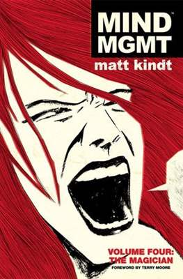 Mind MGMT (Hardcover) #4