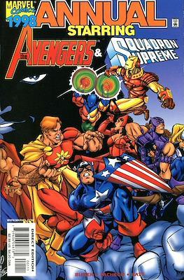The Avengers Annual Vol.3 (1998-2001) (Grapa) #1