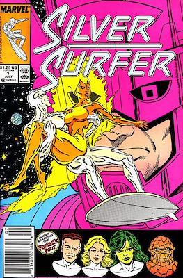 Silver Surfer Vol. 3 (1987-1998) #1