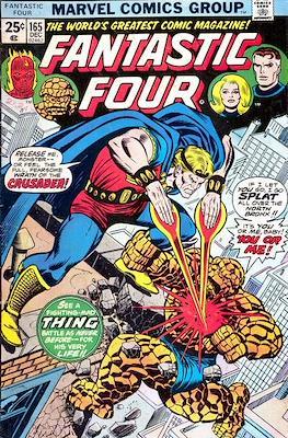 Fantastic Four Vol. 1 (1961-1996) (saddle-stitched) #165