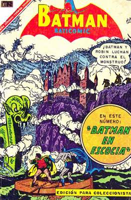 Batman - Baticomic (Rústica-grapa) #2