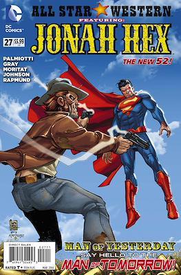 All Star Western vol. 3 (2011-2014) (Comic-book) #27