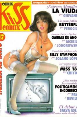 Kiss Comix #47