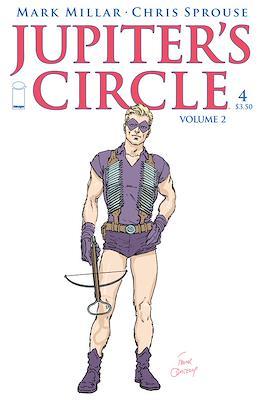 Jupiter's Circle Vol. 2. Variant Covers (Grapa) #4