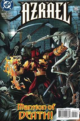 Azrael: Agent of the Bat (1995-2003) (Grapa) #29