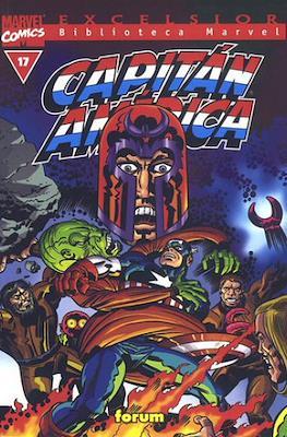 Biblioteca Marvel: Capitán América (1999-2000) (Rústica 160 pp) #17