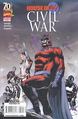 Civil War: House of M (Comic-Book) #5