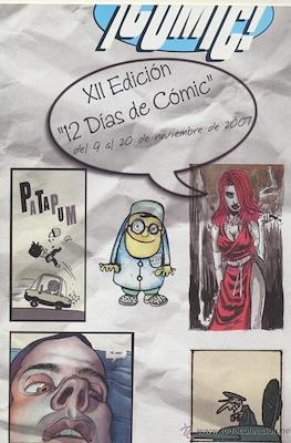 12 días de cómic (Grapa) #12