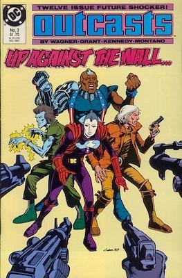 Outcasts Vol. 1 (1987-1988) #3