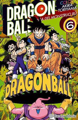 Dragon Ball Color: Saga del Monstruo Bû (Rústica con sobrecubierta) #6