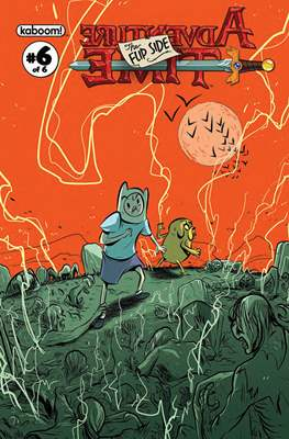 Adventure Time: The Flip side (comic-book) #6