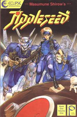 Appleseed Book One
