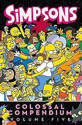 Simpsons Comics Colossal Compendium #5