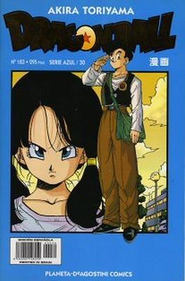 Dragon Ball - Serie Azul (Grapa) #183