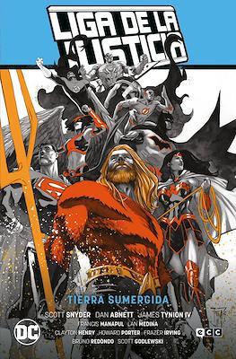 Liga de la Justicia de Scott Snyder y James Tynion IV #3