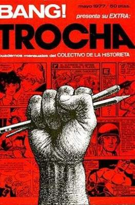 Trocha / Troya (Revista 52 pp) #1