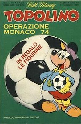 Topolino (Brossurato) #962