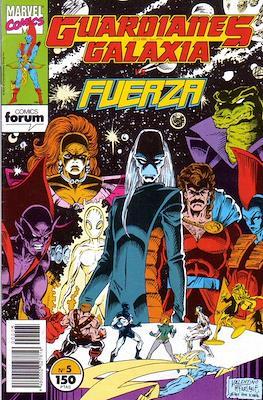 Guardianes de la Galaxia (1993-1994) #5