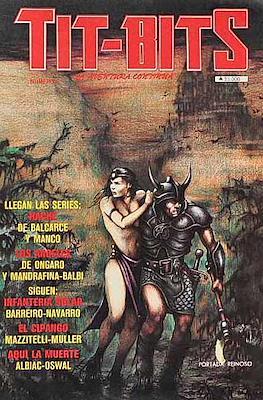 Tit-Bits La Aventura Continúa (Revista) #6