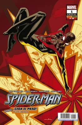 Spider-Man (2016-) (Grapa) #29/1