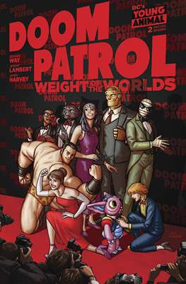 Doom Patrol: Weight of the Worlds (2019-) (Comic Book) #2