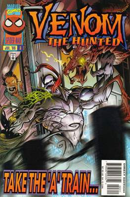 Venom: The Hunted (Comic Book) #3