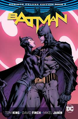 Batman: Deluxe Edition (2016-) #2