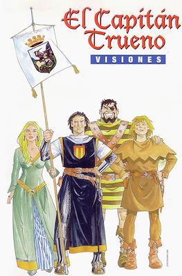 El Capitán Trueno. Visiones