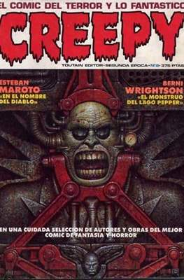 Creepy. Segunda época (Revista) #8
