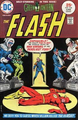 Flash vol. 1 (1959-1985) (Grapa, 32 págs.) #234