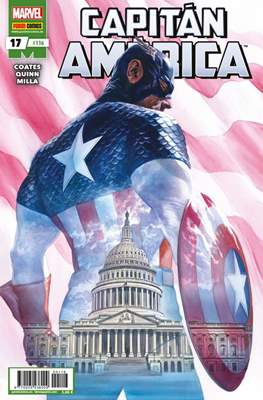 Capitán América Vol. 8 (2011-) (Grapa) #116/17