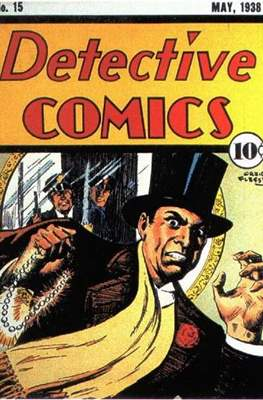 Detective Comics Vol. 1 (1937-2011; 2016-) (Comic Book) #15