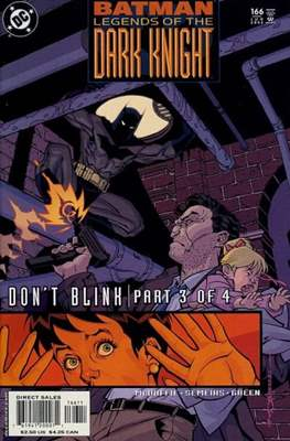 Batman: Legends of the Dark Knight Vol. 1 (1989-2007) (Comic Book) #166